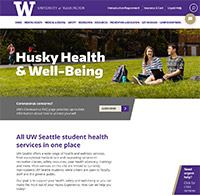 Husky Health & Well-being
